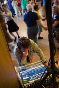 Sound Engineer by Doug Plummer